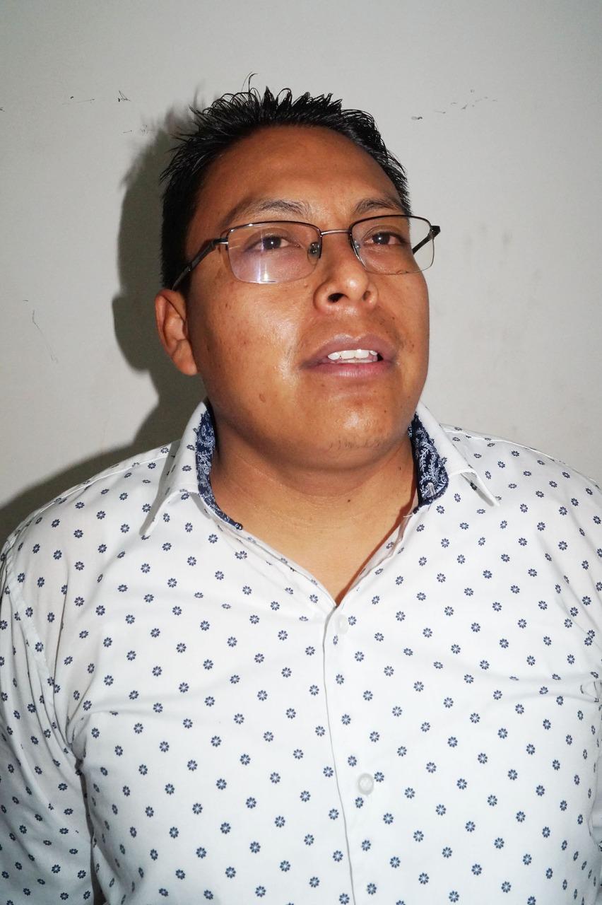 Tendrá Ixtenco elecciones tranquilas, la seguridad está garantizada: Aguilar Solís