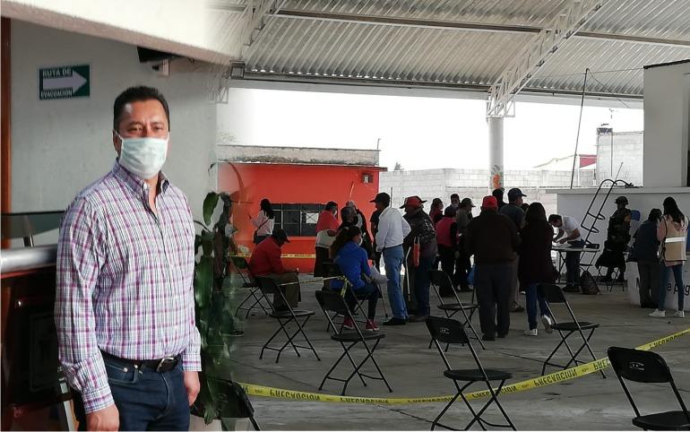 Entrega de apoyos a domicilio para evitar aglomeraciones, propone Villarreal