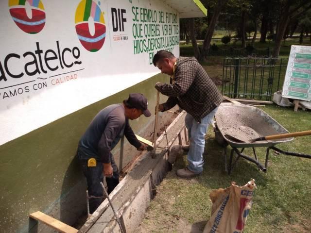 """Zacatelco contará con un Santuario del Ajolote, será en el parque los """"Ladrillos"""""""