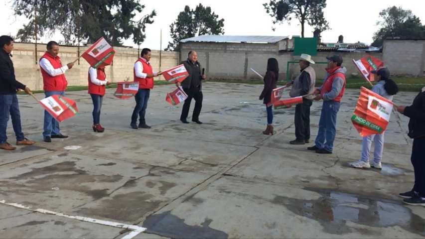 Esta cancha de fut 7 impulsara el deporte en niños y jóvenes de Villalta: alcalde
