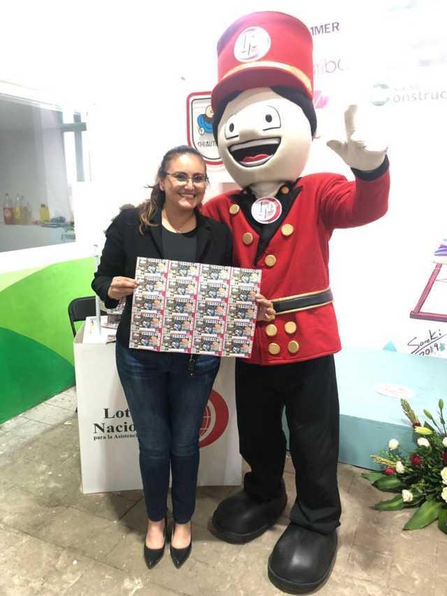 Hoy el sorteo de la Lotería Nacional conmemorativo a la cultura de Chiautempan