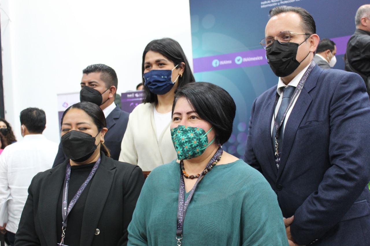 Asiste Diputada Blanca Águila a la clausura de la semana nacional de transparencia