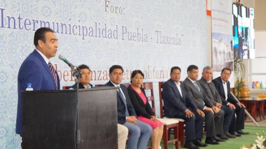 Realiza San Pablo del Monte Foro Intermunicipal Puebla-Tlaxcala