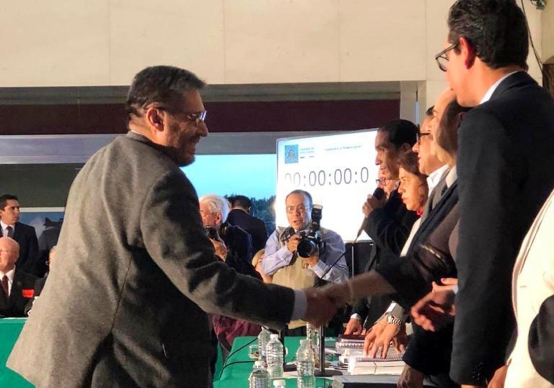 Entregó UATx estados financieros y avances académicos a la Cámara de Diputados