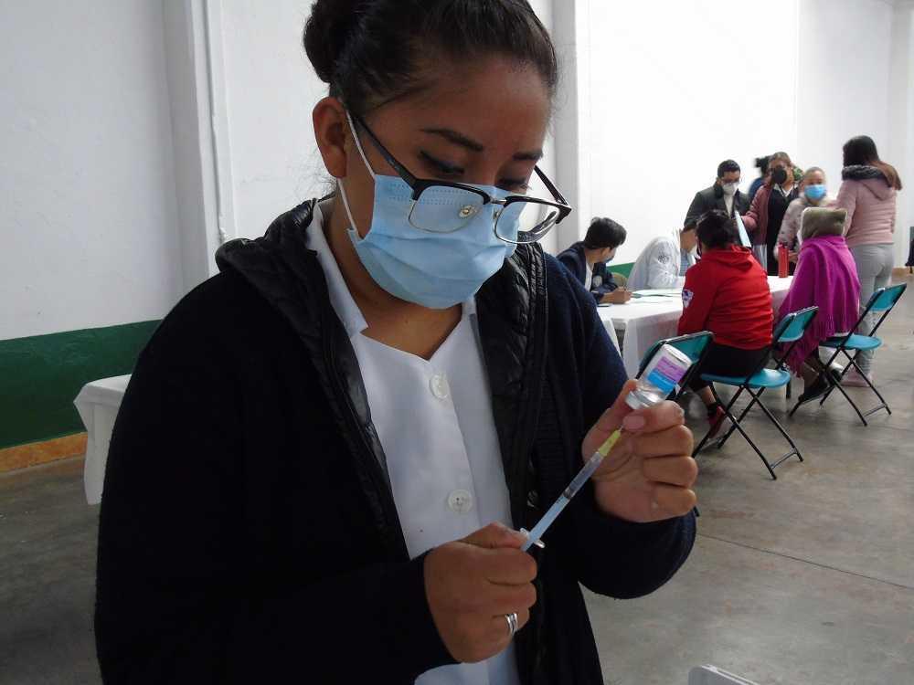 Recibe SESA tercera remesa de vacunas contra la influenza
