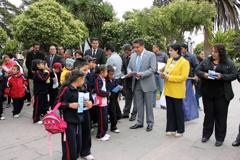 Ruta turística en Calpulalpan es ya una realidad: VHR