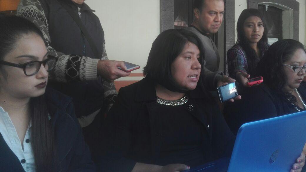 Colectivo Feminista respaldará acciones legales para conseguir la AVGM