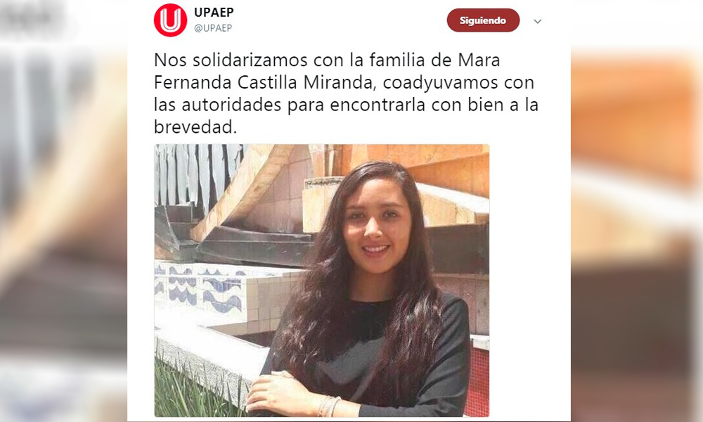 Condena INMujeres feminicidio de Fátima Altamirano y la desaparición de Mara