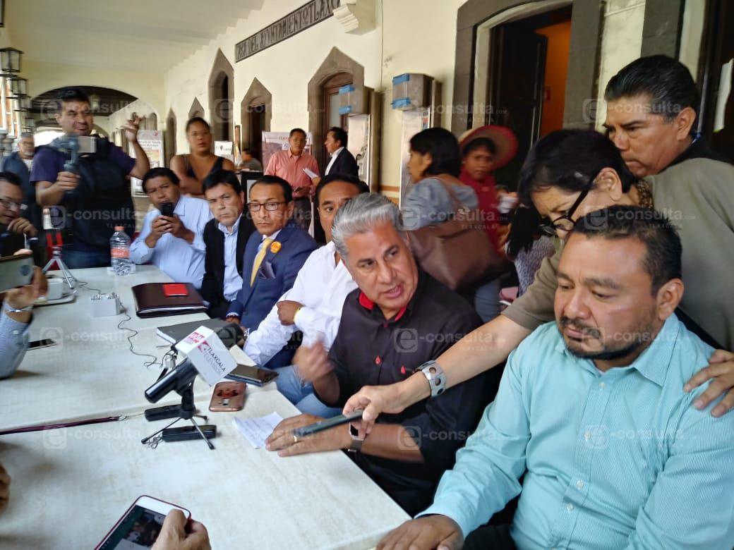 Piden que renovación de dirigencia de Morena lo organice el INE