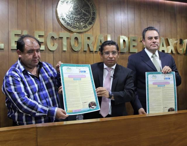 Convoca TET a 2ª edición del Tribunal Electoral Infantil