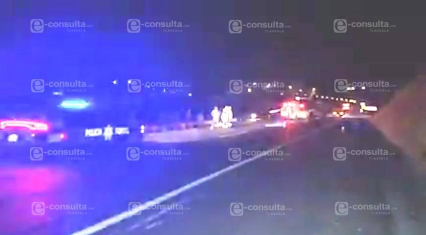 Muere motociclista frente a Ciudad Judicial