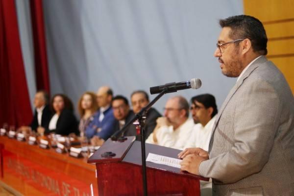 Rector de la UAT justifica altas cuotas que piden a estudiantes