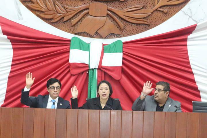 Firmará Congreso convenio del Sistema Interinstitucional De Notificación Electrónica Oficial