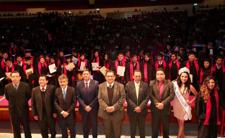 Culmina estudios generación 2012-2017 de la Licenciatura en Criminología de la UAT
