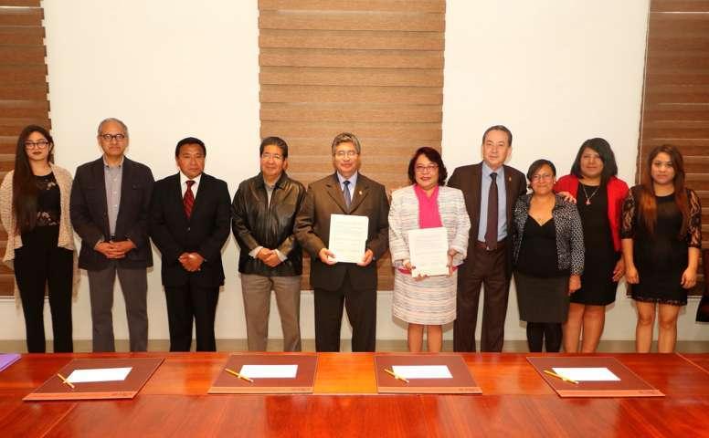 """Renuevan acuerdo de colaboración UAT y asociación civil: """"Equidad de género, ciudadanía, trabajo y familia"""""""