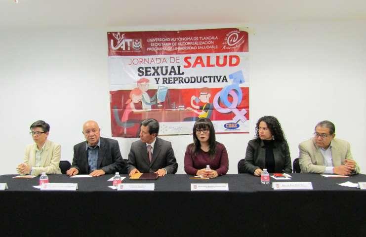 """Realizan """"Jornada de Salud Sexual y Reproductiva"""" en la UAT"""