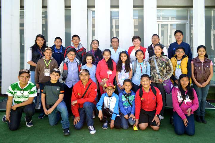 Participan 21 estudiantes tlaxcaltecas en la Olimpiada Reginal de Matemáticas