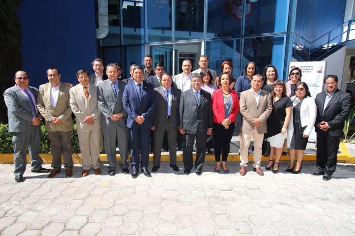 Sesiona en la UAT la Red de Sustentabilidad Ambiental de la región centro-sur de la ANUIES