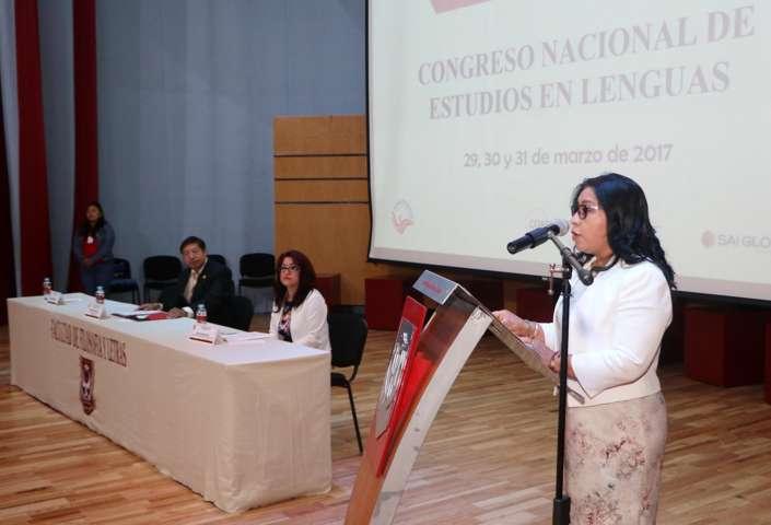 """Desarrolla la UAT el """"Congreso Nacional de Estudios en Lenguas 2017"""""""