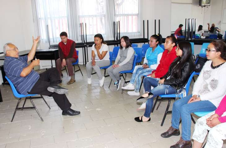 """Desarrolla UAT el taller: """"El teatro con todos y para todos"""""""