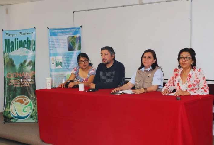 Colabora la UAT en la preservación del Parque Nacional Malinche