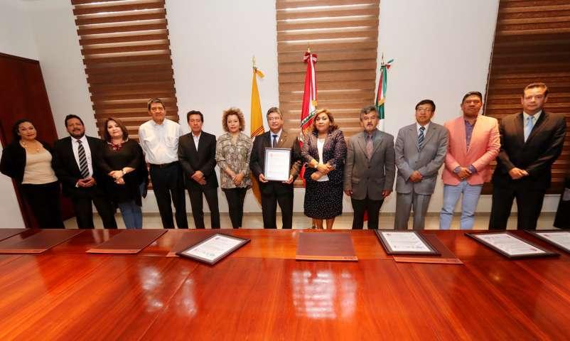 Recibió la UAT certificación en Norma ISO:9001-2015 por parte de SAI Global