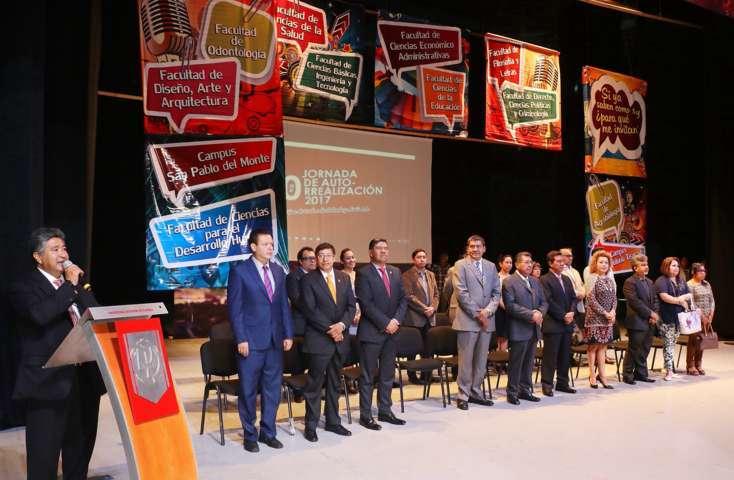"""Celebran en la UAT la """"Décima Jornada de Autorrealización"""""""