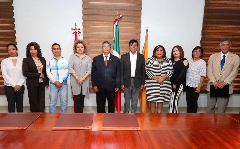 Estrechan vinculación la UAT y la Universidad Autónoma Chapingo
