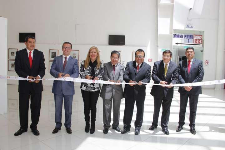 Inauguran en la UAT exposición fotográfica de Cutberto Pérez Huerta