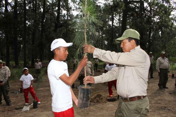 Promueve CGE Programa de Educación Ambiental