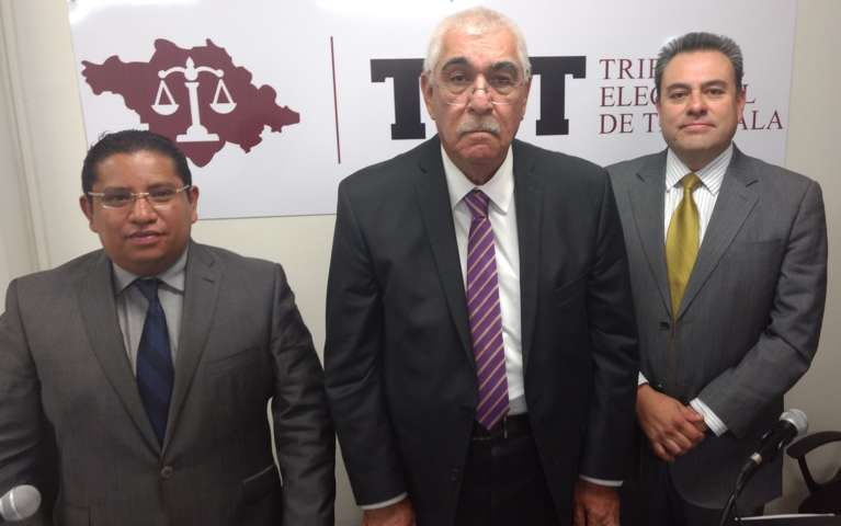 Acuerda TET entregar al Congreso iniciativa de reforma electoral