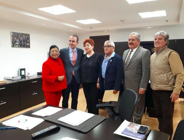 Busca MPG presupuesto para municipios y agricultores de Tlaxcala