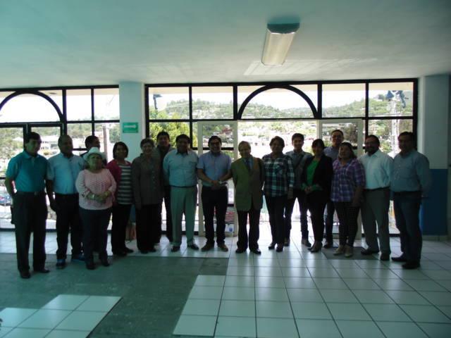 Recibe Ayto. de Totolac a cronista del Municipio de Venado y Moctezuma San Luis Potosí