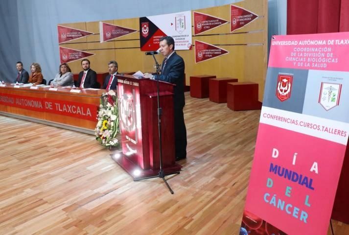 Realiza UAT actividades académicas con motivo del Día Mundial del Cáncer