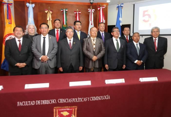 Da inicio el proceso de acreditación internacional de la Lic. en Derecho de la UAT