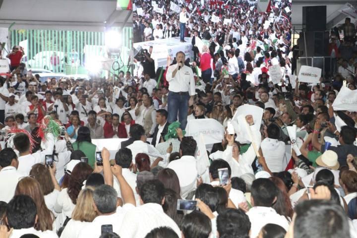 Meade conminó a los Tlaxcaltecas a rechazar la amnistía