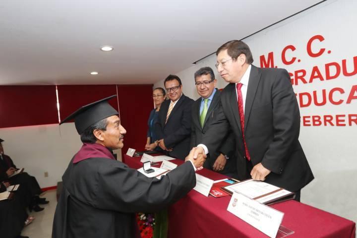 Egresaron Maestros en Educación del campus Calpulalpan de la UAT