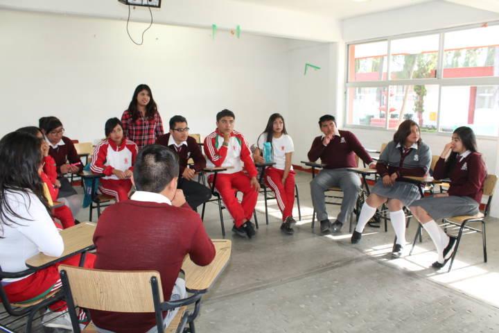 Prevenir conductas de riesgo entre estudiantes es el reto para Cobat
