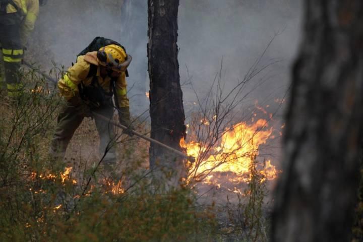 Tetlanohcan es el municipio más afectado por incendios