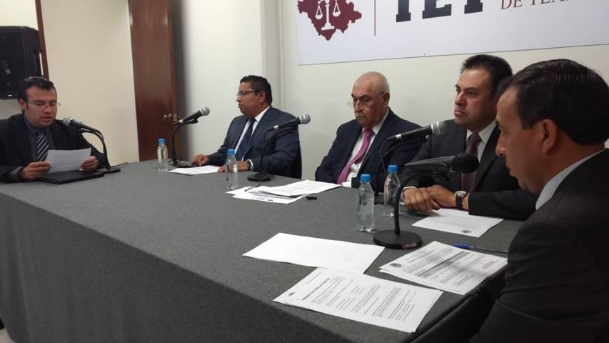 TET: cumplió ayuntamiento de Natívitas con pago a ex funcionarios
