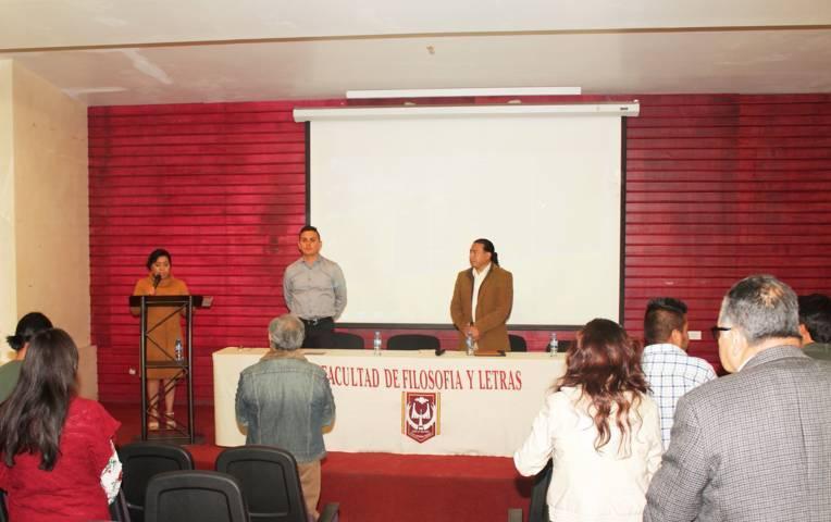 Celebró UAT el 1er. Coloquio Los desafíos de la Antropología en Tlaxcala: Diálogo entre tlaxcaltecas