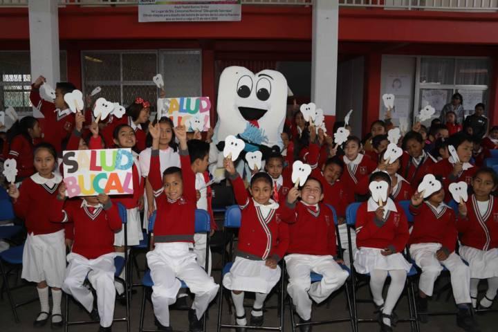 Inauguran Primera Semana Nacional de Salud Bucal 2018