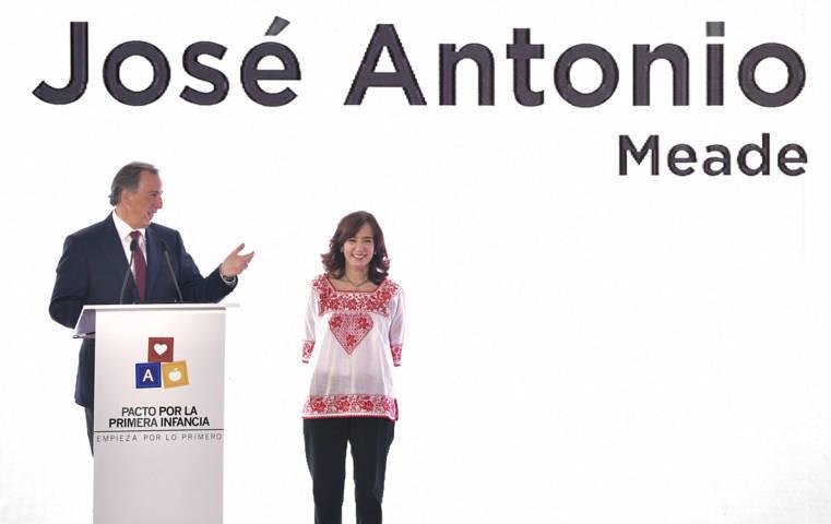 Ningún niño en México nacerá en condiciones de pobreza extrema: José Antonio Meade