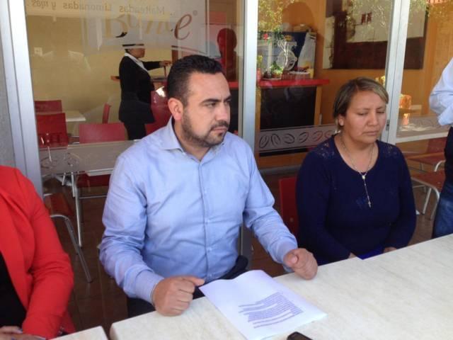 No tengo objeción por que se destituya al regidor: Alcalde de Españita
