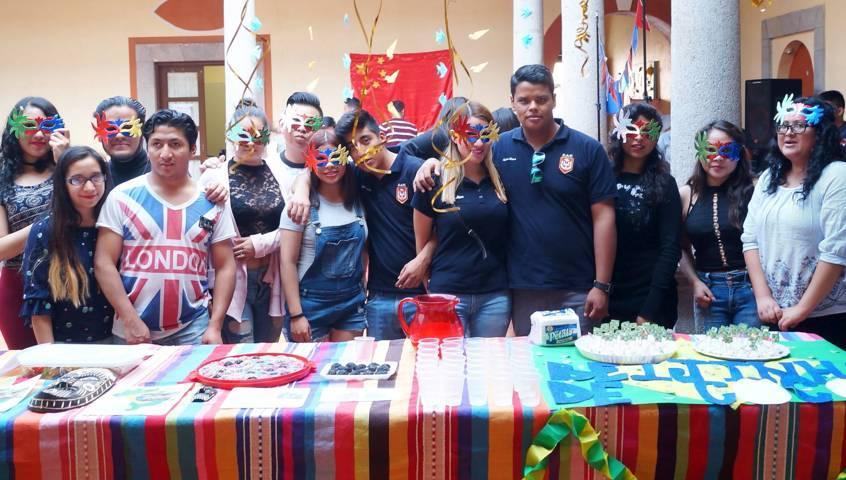 """Llevó acabo UAT el """"Festival de las culturas amigas"""""""