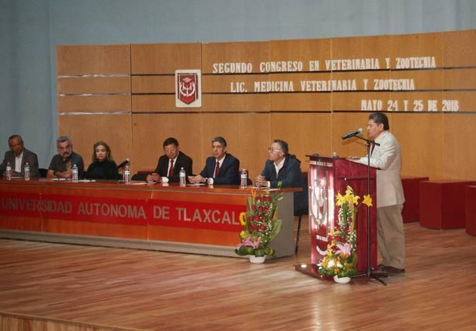 """Efectúo UAT el """"2do. Congreso en Medicina Veterinaria y Zootecnia"""""""