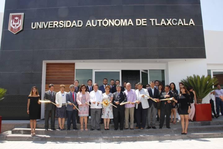 Inaugura UAT Comedor Universitario