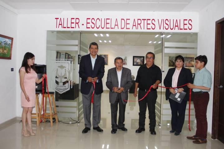 Inaugura la UAT Exposición de Artes Visuales