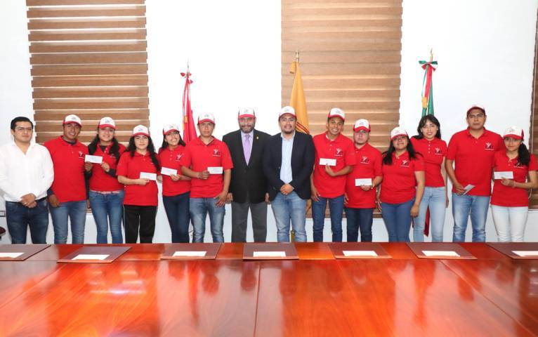 Estudiantes de la UAT se colocan entre los primeros cinco lugares en convocatoria del Imjuve