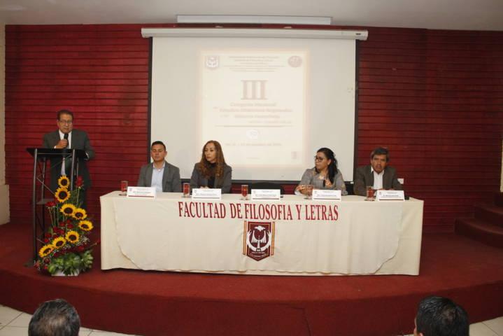 Efectúa UAT el III Congreso Nacional de Estudios Históricos Regionales y de Historia Inmediata
